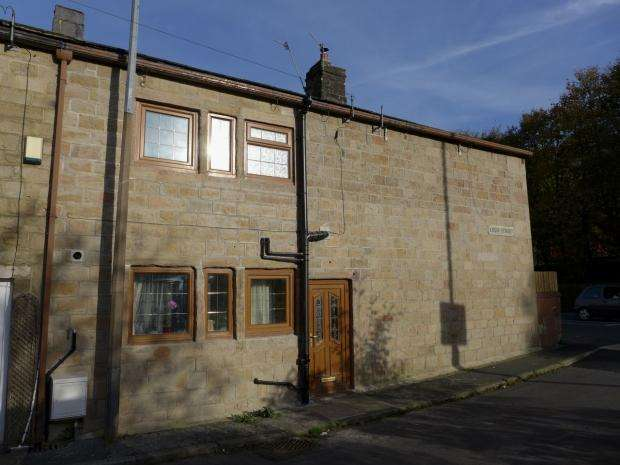 2 Bedrooms Semi Detached House for sale in Lock Street Todmorden