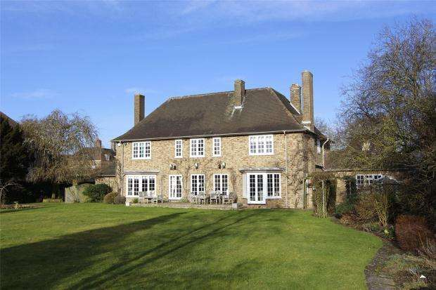 5 Bedrooms Detached House for sale in Huntingdon Road, Cambridge