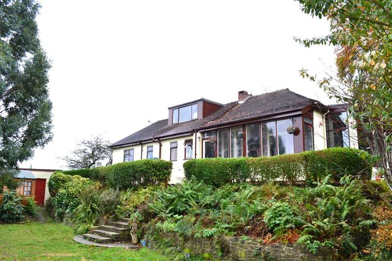 5 Bedrooms Detached Bungalow for sale in Blakelow Bank, Macclesfield