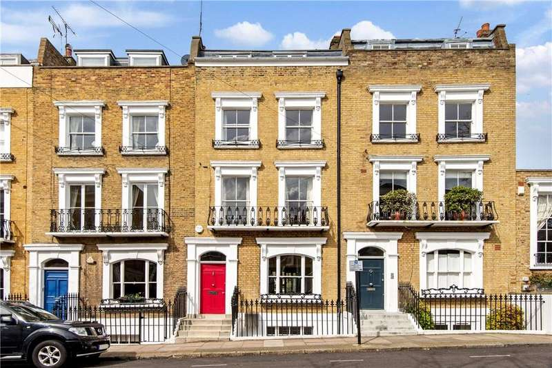 6 Bedrooms Terraced House for sale in Huntingdon Street, Islington, London, N1