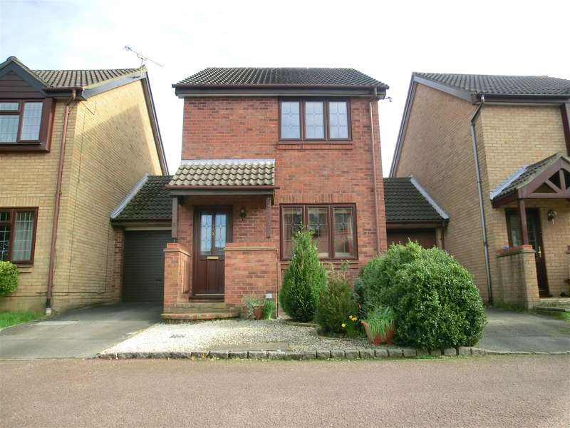 2 Bedrooms Detached House for sale in Tickhill Close, Lower Earley, Reading, RG6 4AP