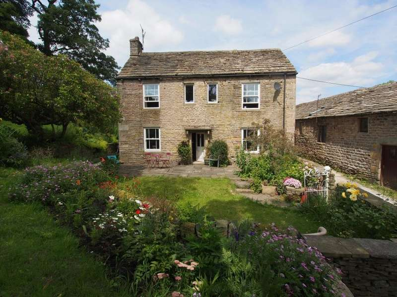 4 Bedrooms Farm House Character Property for sale in Maynestone Road, Chinley, High Peak, Derbyshire, SK23 6AH