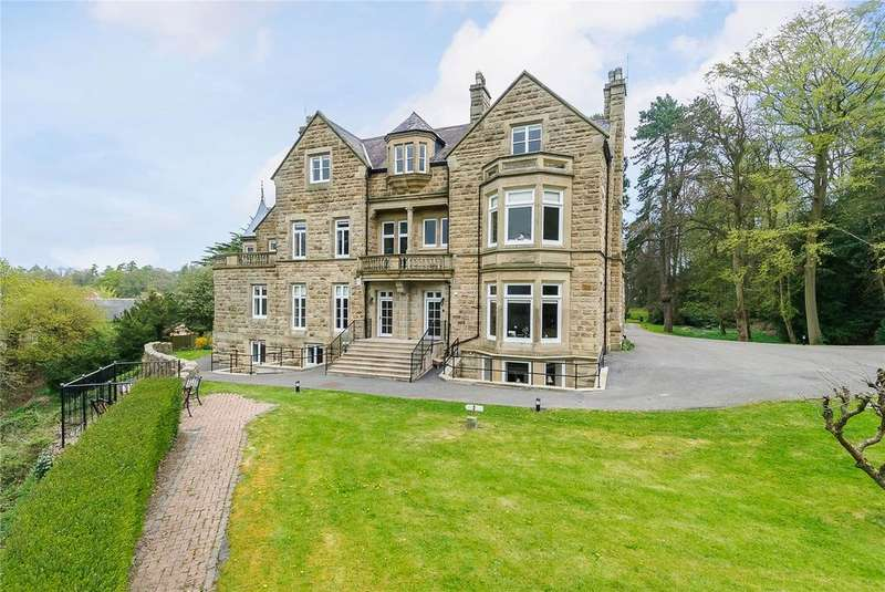 5 Bedrooms Mews House for sale in Argoed Hall, Gate Road, Froncysyllte, Llangollen, LL20