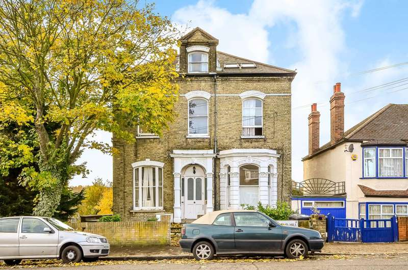 1 Bedroom Flat for sale in Auckland Hill, West Norwood, SE27