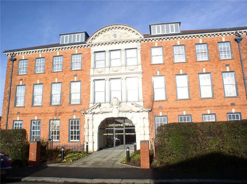2 Bedrooms Apartment Flat for sale in Barbourne Works, Northwick Avenue, Worcester, Worcestershire, WR3