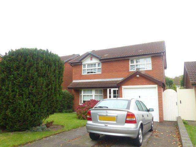 4 Bedrooms Detached House for sale in Admiral Parker Drive,Shenstone,Lichfield