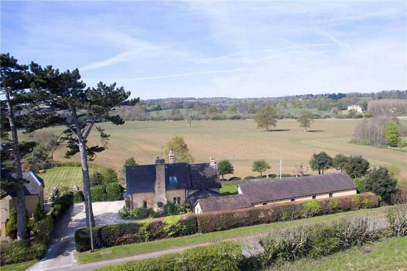 4 Bedrooms Detached House for sale in The Firs, Blockley, Gloucestershire, GL56