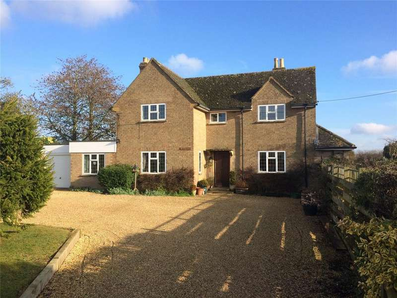 4 Bedrooms Detached House for sale in Bruern Road, Milton-under-Wychwood, Chipping Norton, Oxfordshire, OX7
