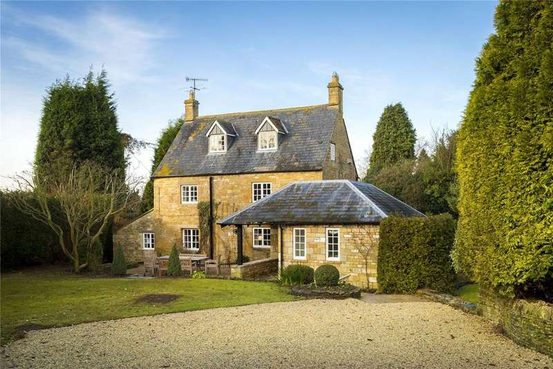 3 Bedrooms Detached House for sale in Paxford, Chipping Campden, GL55