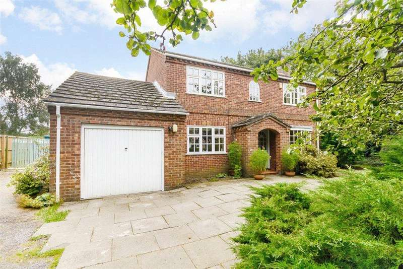4 Bedrooms Detached House for sale in Orchard House, Flawith, Alne, York, YO61