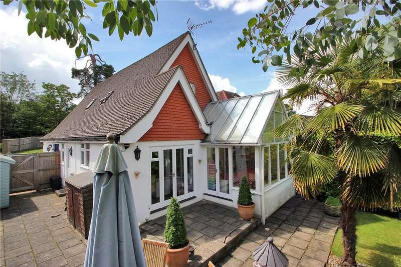4 Bedrooms Detached House for sale in Westerham Road, Sevenoaks, Kent, TN13