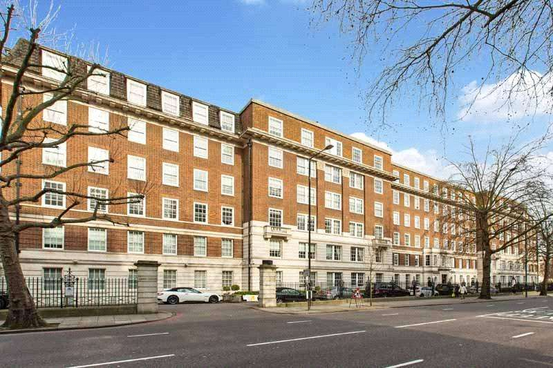 3 Bedrooms Flat for sale in Abbey Lodge, Park Road, St John's Wood, London, NW8