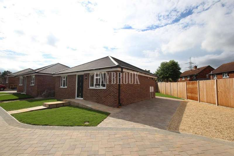 2 Bedrooms Bungalow for sale in Warsop Close, Athersley