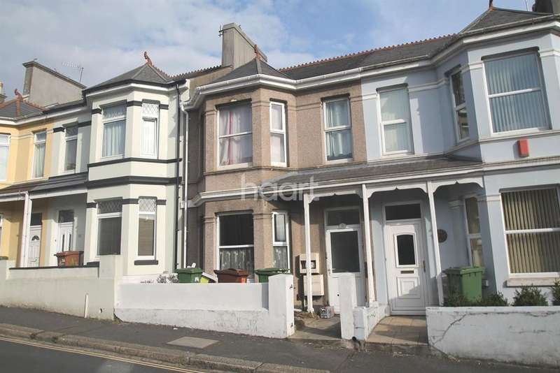 3 Bedrooms Terraced House for sale in Victoria Road, St Budeaux