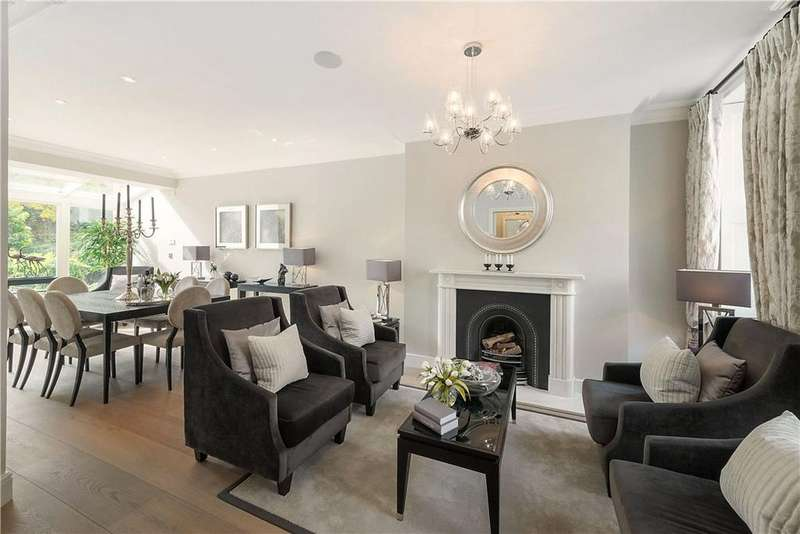 5 Bedrooms Terraced House for sale in Smith Street, Chelsea, London, SW3