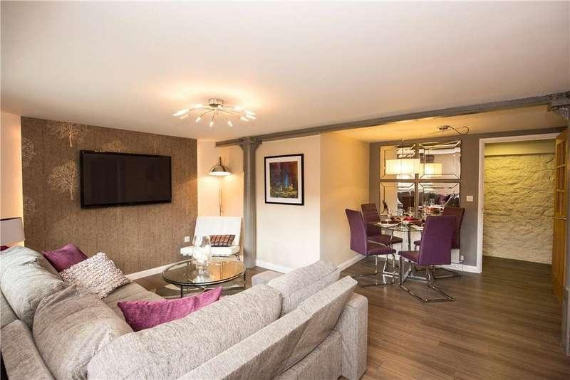 2 Bedrooms Flat for sale in Oakhill Brewery, Oakhill, Radstock, Somerset, BA3