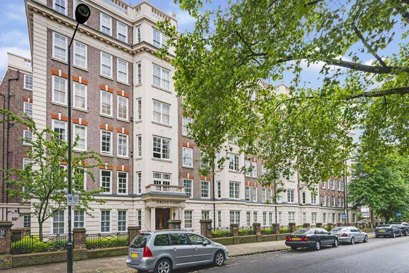 5 Bedrooms Flat for sale in Grove Court, 24 Grove End Road, London, NW8