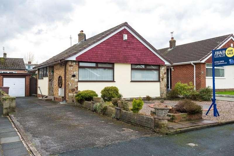 2 Bedrooms Detached Bungalow for sale in Severn Close, Billinge, Nr Wigan