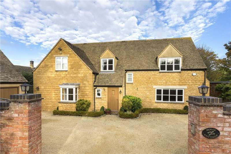 5 Bedrooms Detached House for sale in Mill Lane, Mickleton, Chipping Campden, GL55