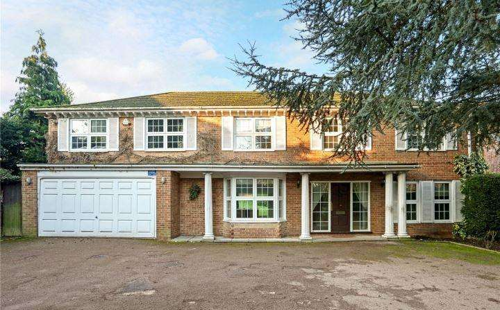 6 Bedrooms Detached House for sale in Bakers Wood, Denham, Buckinghamshire, UB9