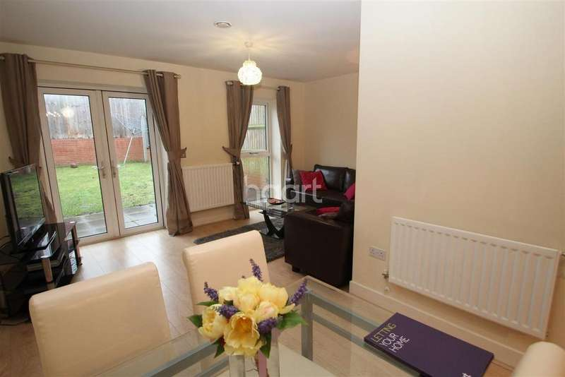 4 Bedrooms Semi Detached House for rent in Windrush Grove, Park Central