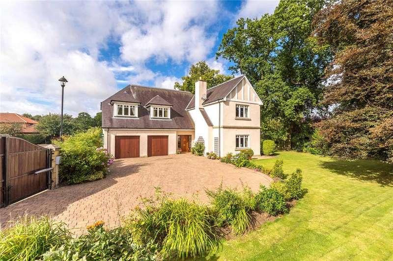 5 Bedrooms Detached House for sale in 1 Cargilfield View, Cramond, Edinburgh, EH4