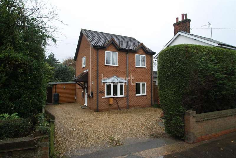 3 Bedrooms Detached House for sale in Outwell