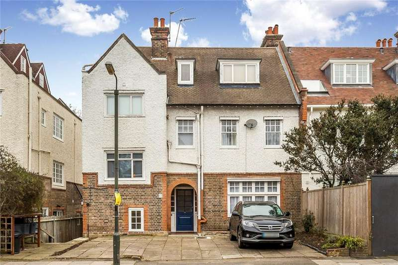 3 Bedrooms Flat for sale in Belvedere Grove, Wimbledon, London, SW19