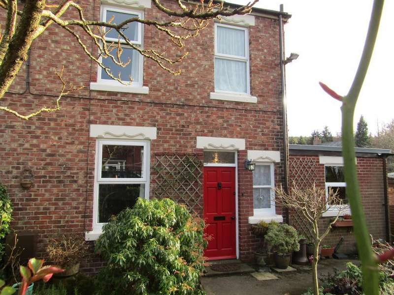 3 Bedrooms Semi Detached House for sale in Lintzford Road, Rowlands Gill, Rowlands Gill, Tyne and Wear, NE39 1DG
