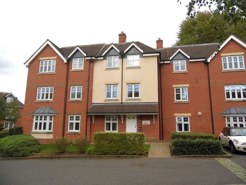 2 Bedrooms Apartment Flat for sale in Chancel Court, Solihull