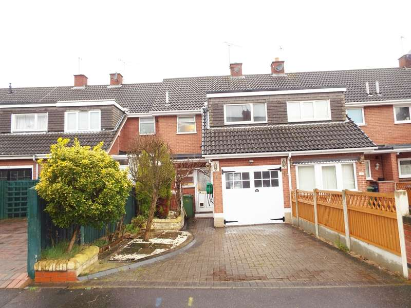 2 Bedrooms Town House for sale in Vicars Walk, Worksop, Nottingham