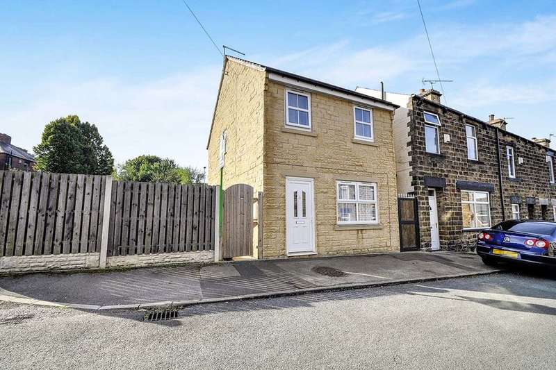 3 Bedrooms Detached House for sale in Cranbrook Street, Barnsley, S70