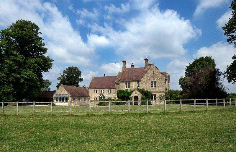 5 Bedrooms Detached House for sale in Buscot, Faringdon, Oxfordshire, SN7
