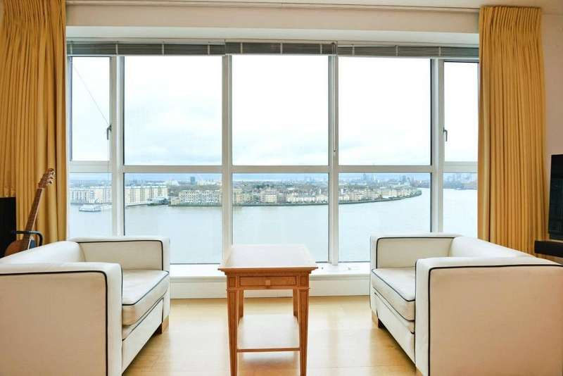 2 Bedrooms Flat for sale in Belgrave Court, 36 Westferry Circus, Canary Wharf, London, E14
