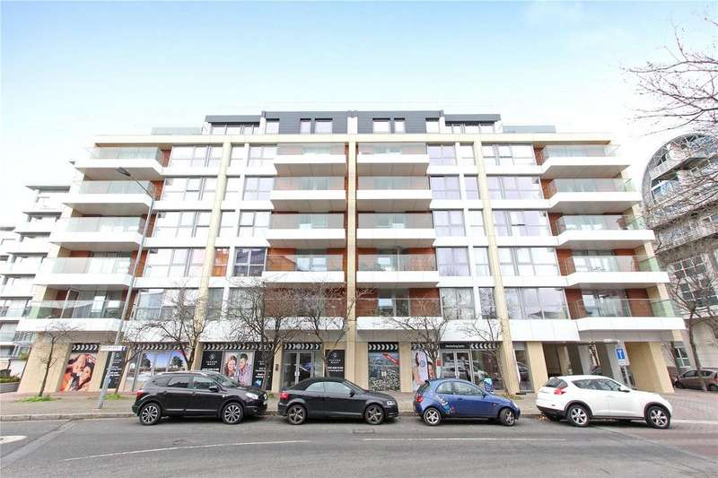 2 Bedrooms Flat for sale in Sweden Gate, London, SE16