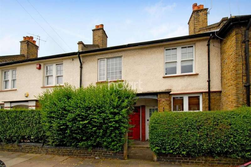 2 Bedrooms Terraced House for sale in Cowick Road, SW17