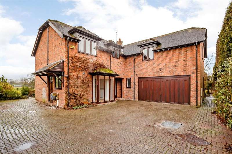5 Bedrooms Detached House for rent in Hedgerley Close, Cambridge, CB3