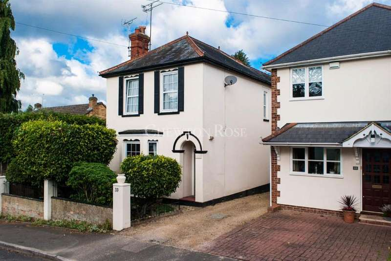 3 Bedrooms Detached House for sale in North Road, Chavey Down, Ascot