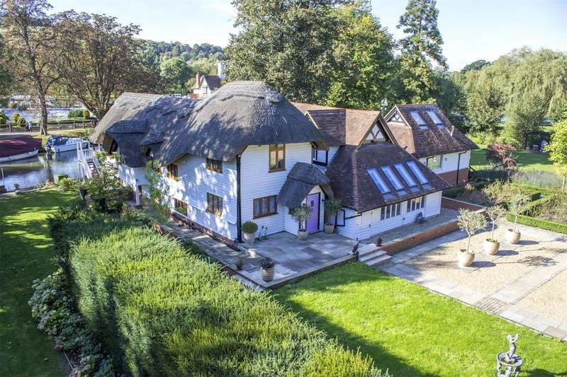 5 Bedrooms Unique Property for sale in High Street, Goring, Reading, RG8