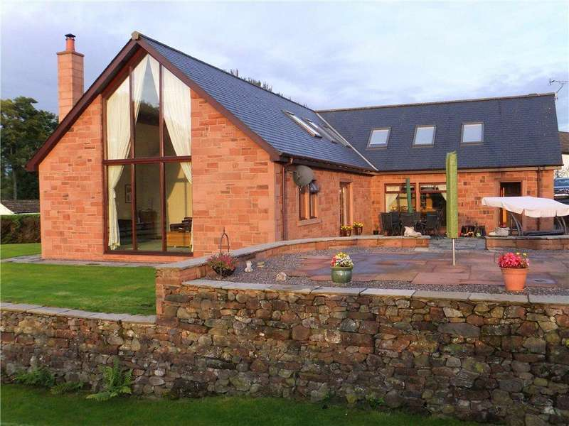 6 Bedrooms Detached House for sale in Kirkpatrick Fleming, Lockerbie, Dumfries and Galloway, DG11