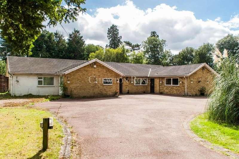 7 Bedrooms Bungalow for sale in Iver, Buckinghamshire