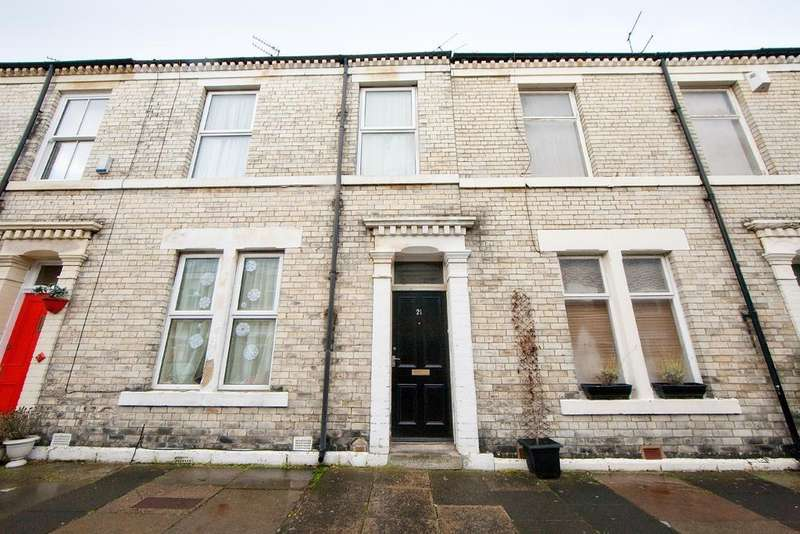 8 Bedrooms Terraced House for rent in Clayton Park Square, Jesmond, NE2