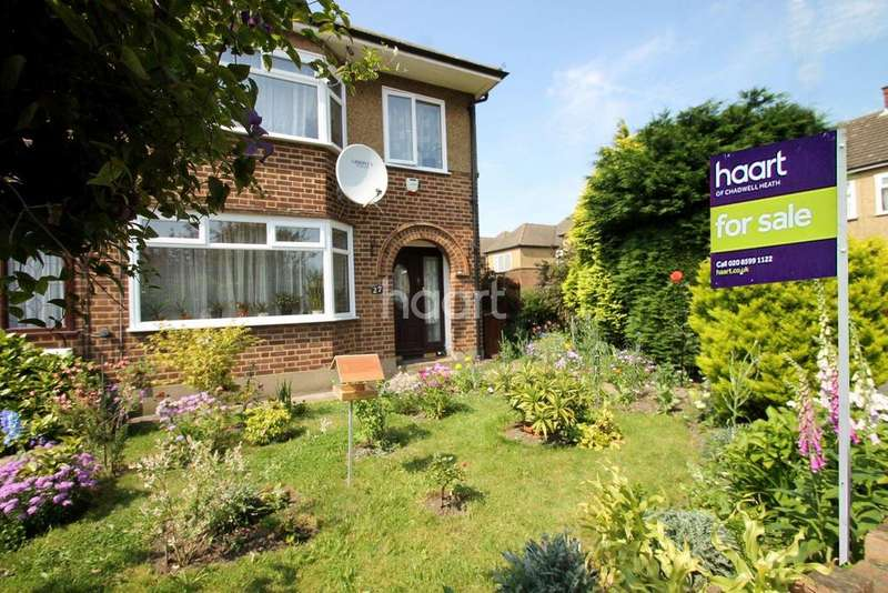 3 Bedrooms Semi Detached House for sale in Millbrook Gardens, Chadwell Heath