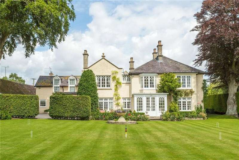 5 Bedrooms Detached House for sale in Great Somerford, Chippenham, Wiltshire, SN15