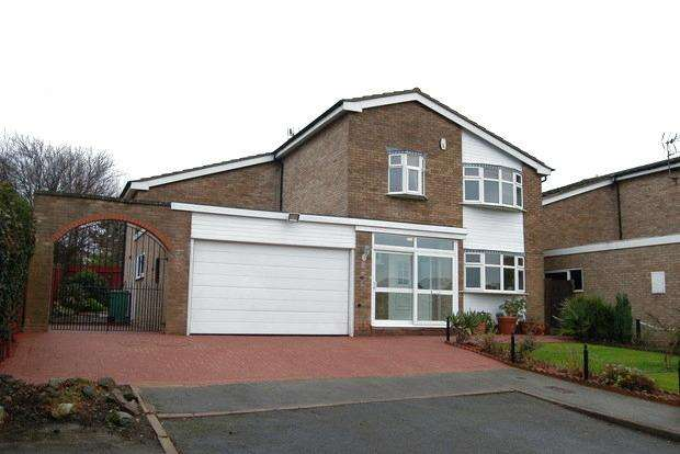 4 Bedrooms Detached House for sale in Shearsby Close, Wigston , Leicester, LE18