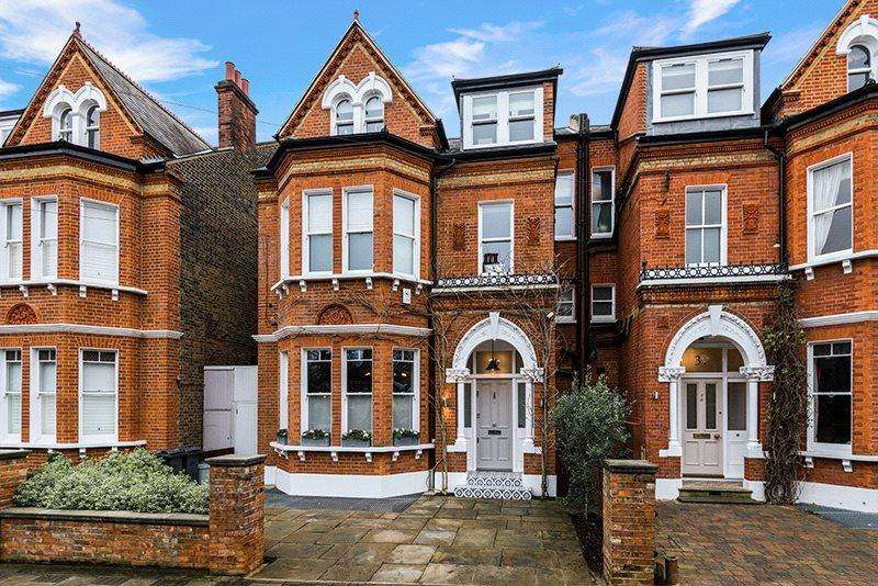 7 Bedrooms Semi Detached House for sale in Routh Road, Wandsworth, London, SW18