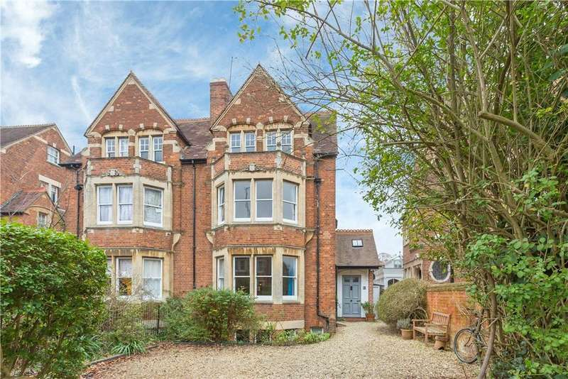 5 Bedrooms Semi Detached House for sale in St. Margarets Road, Oxford, Oxfordshire, OX2