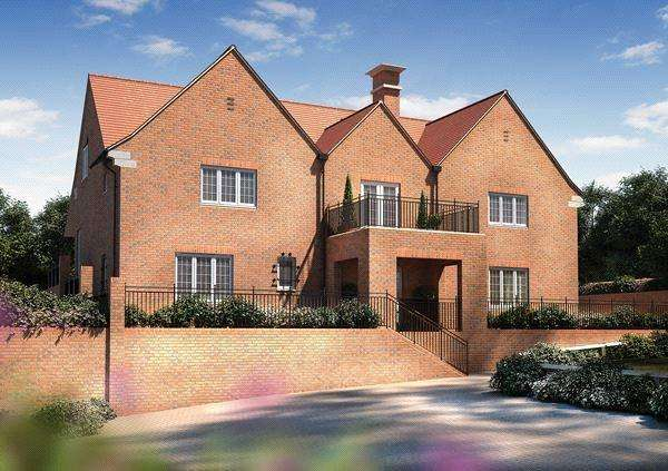 5 Bedrooms Detached House for sale in Plot 5 -The Woodberry, Woodberry Copse, Lyme Regis, Dorset, DT7