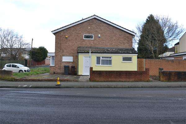 3 Bedrooms Semi Detached House for sale in Silverdale Drive, Wolverhampton