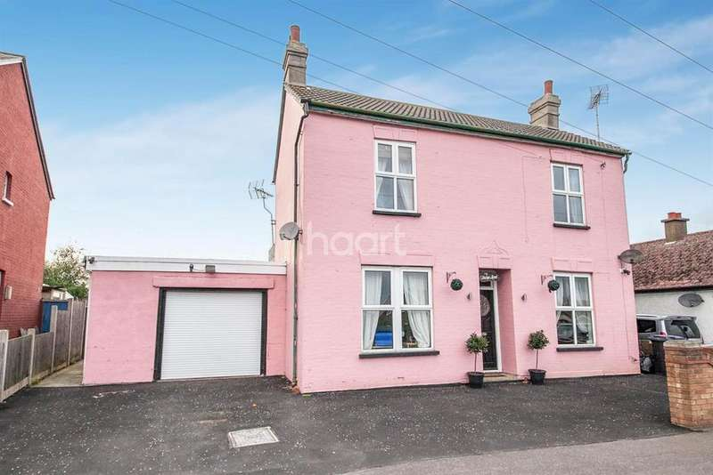 3 Bedrooms Detached House for sale in Great Clacton